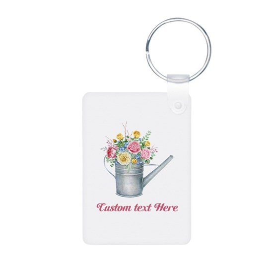 Floral Bouquet Watering Can