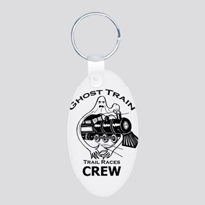 Ghost Train Crew Keychains