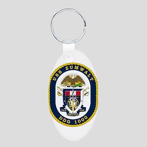 Uss Zumwalt Ddg-1000 Keychains