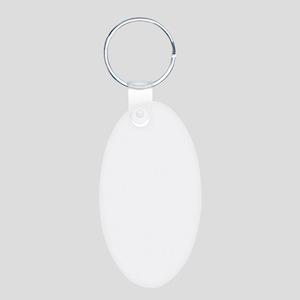 2014 Logo Aluminum Oval Keychain