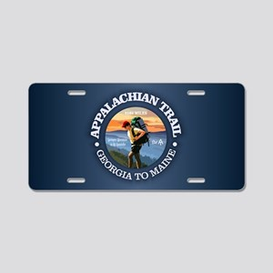 Appalachian Trail (H4) Aluminum License Plate