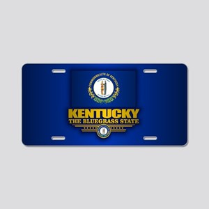 Kentucky (v15) Aluminum License Plate