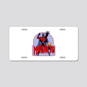 Magneto X-Men Aluminum License Plate