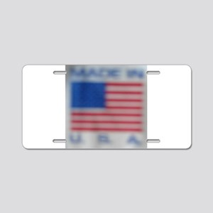 FADED GLORY™ Aluminum License Plate