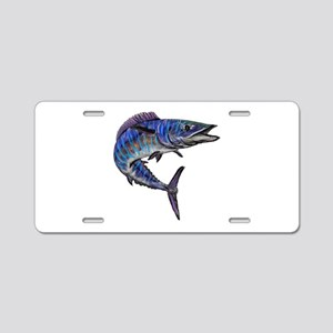 WAHOO Aluminum License Plate