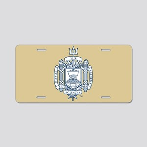 U.S. Naval Academy Crest Aluminum License Plate
