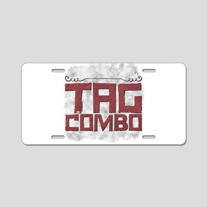 Tag Combo Aluminum License Plate