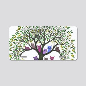 Payette Stray Cats Aluminum License Plate