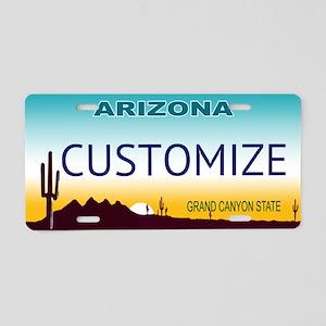 Aluminum License Plates - CafePress