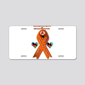 I Choose Hope Over Pain CRP Aluminum License Plate