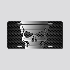 Chrome Aluminum License Plates - CafePress