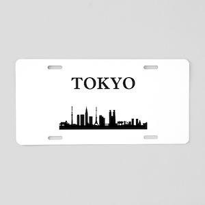 Japan Cities Aluminum License Plates - CafePress