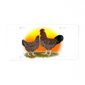 666e478d274038 Diane Jacky Aluminum License Plates - CafePress