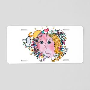 Alter Ego Aluminum License Plates - CafePress