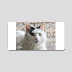 turkish van Aluminum License Plate