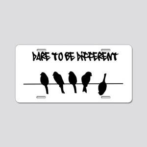 Dare to be Different Birds on a wire Aluminum Lice