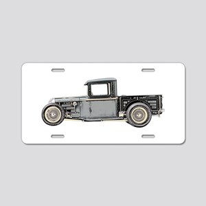 1932 Ford Aluminum License Plate
