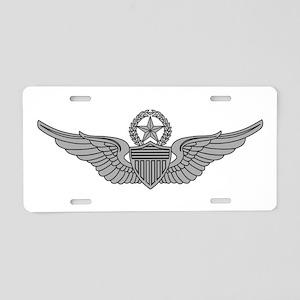 Aviator - Master Aluminum License Plate