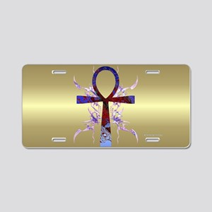 Ankh 2015 Aluminum License Plate