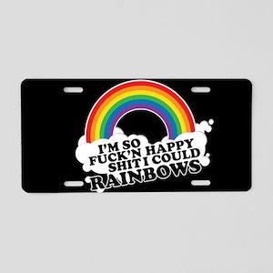 BIG Happy Rainbow, Im So Fucking Happy I Could Shi