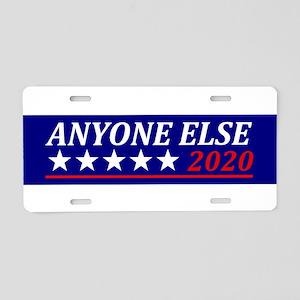 Anyone Else Aluminum License Plate