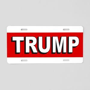 Donald Trump 2016 Aluminum License Plate