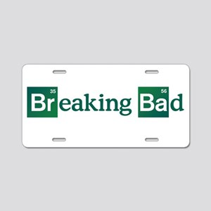 Breaking Bad Aluminum License Plate