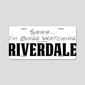Shhh... I'm Binge Watching Riverdale Aluminum Lice