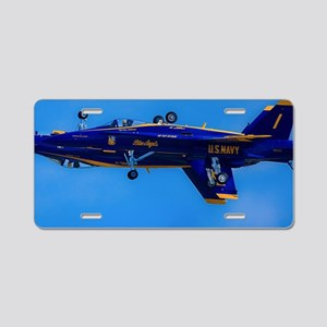 CP.Blues_78.14x6.14x6.resiz Aluminum License Plate