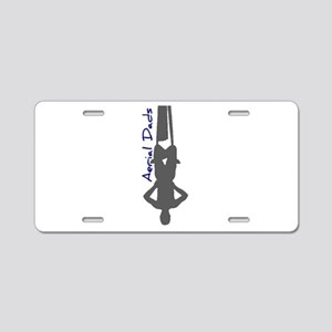 Aerial Dads Aluminum License Plate