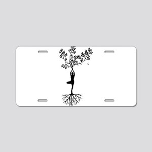 We are One. Aluminum License Plate