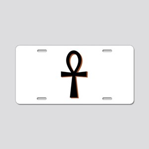 Symbol of Life Aluminum License Plate