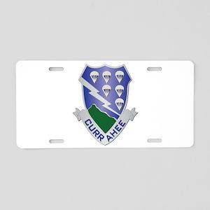 DUI - 2nd Bn - 506th Infantry Regiment Aluminum Li