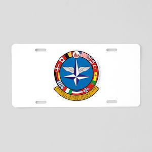 ENJJPT Aluminum License Plate