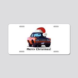 BabyAmericanMuscleCar_69_RoadR_Orange Aluminum Lic