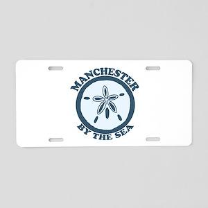 Manchester-By-The-Sea - Sand Dollar Design. Alumin