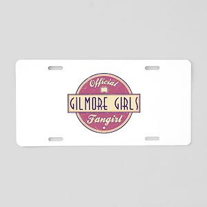Official Gilmore Girls Fangirl Aluminum License Pl