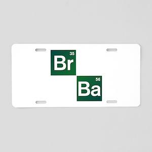 'Breaking Bad' Aluminum License Plate