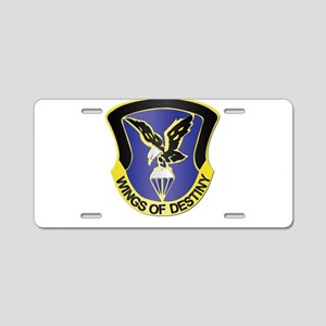 DUI - 101st Aviation Brigade Aluminum License Plat