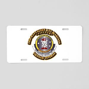 SSI - 3rd Battalion - 1st Marines USMC VN Aluminum