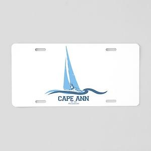 Cape Ann Aluminum License Plate
