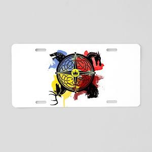 Game of Thrones Sigil Aluminum License Plate