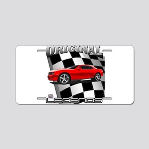 Musclecar Top 100 d13006 Aluminum License Plate