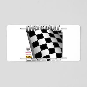 Original Automobile Legends Series Aluminum Licens