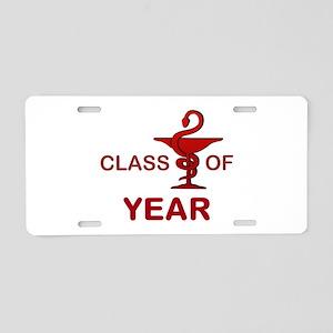 Pharmacy Class Aluminum License Plate