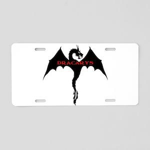 Khaleesi Aluminum License Plate
