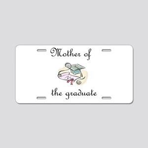 Mother of the graduate Aluminum License Plate