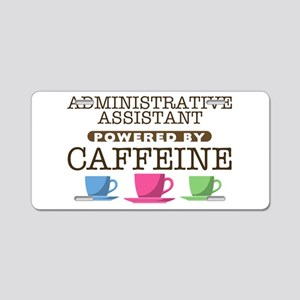 Administrative Assistant Powered by Caffeine Alumi