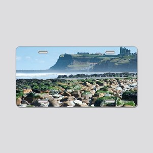whitby headland Aluminum License Plate
