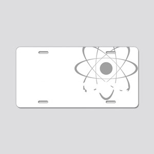 science1 Aluminum License Plate